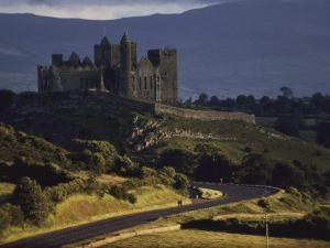Picturesque View of Rock of Cashel by Cotton Coulson