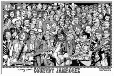 Country Jamboree - Howard Teman