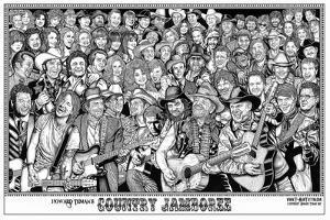 Country Jamboree - Howard Teman