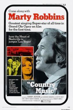 Country Music, Marty Robbins, Tammy Wynette, 1972