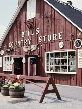 Country Store, Vermont, USA