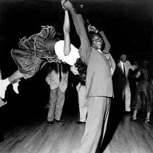 Couple Dancing at Savoy Ballroom, Harlem, 1947