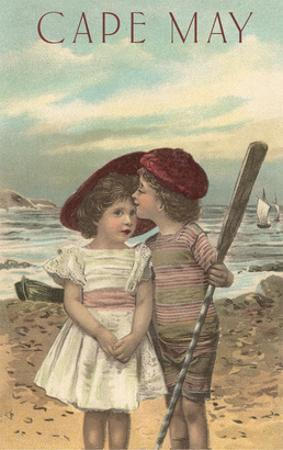 Couple of Kids, Cape May, New Jersey