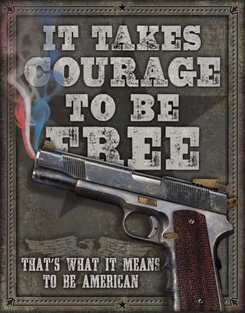 Courage to be Free