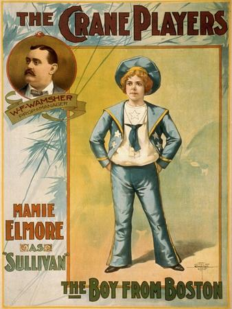 The Boy from Boston - Sullivan