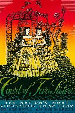 Court of Two Sisters, New Orleans
