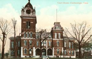Courthouse, Chattanooga, Nashville, Tennessee