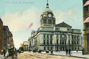 Courthouse, Ft. Wayne