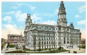 Courthouse, Indianapolis, Indiana