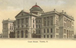Courthouse, Toledo, Ohio