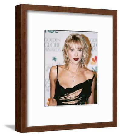 Courtney Love--Framed Photo