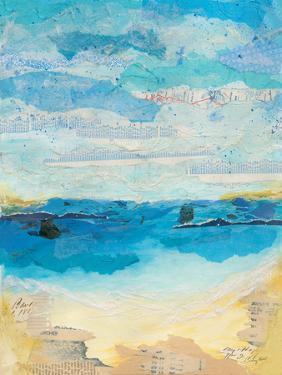 Abstract Coastal III by Courtney Prahl