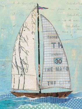 At the Regatta III Sail by Courtney Prahl