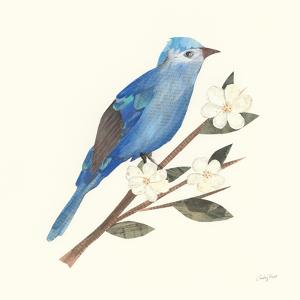 Birds and Blossoms III by Courtney Prahl