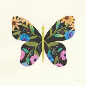 Butterfly Garden I by Courtney Prahl