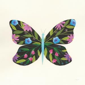 Butterfly Garden III by Courtney Prahl