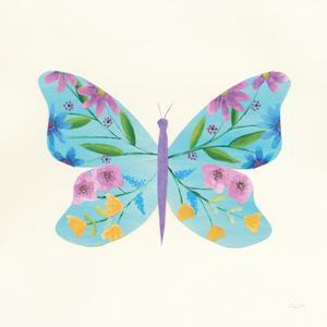 Butterfly Garden IV by Courtney Prahl
