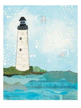 Coastal Notes II by Courtney Prahl
