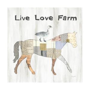 Farm Family V by Courtney Prahl