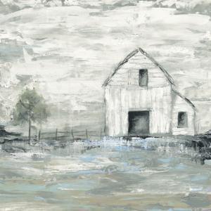 Iowa Barn II by Courtney Prahl