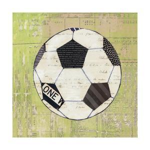 Play Ball III by Courtney Prahl