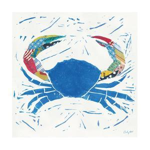 Sea Creature Crab Color by Courtney Prahl