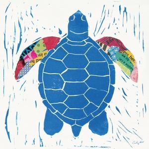 Sea Creature Turtle Color by Courtney Prahl