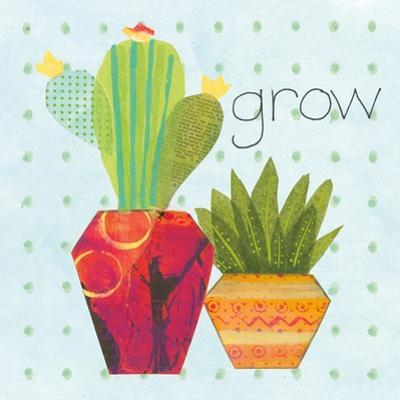 Southwest Cactus II by Courtney Prahl