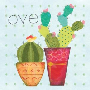 Southwest Cactus III by Courtney Prahl