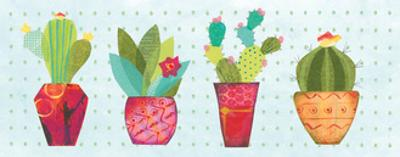 Southwest Cactus V by Courtney Prahl