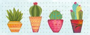 Southwest Cactus VI by Courtney Prahl