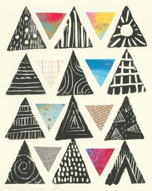 Triangles by Courtney Prahl