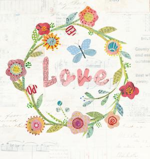 Wreath Inspiration I by Courtney Prahl