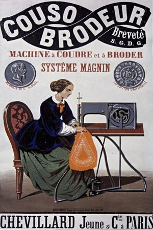 Couso Brodeur Sewing