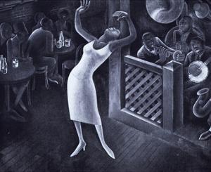 Rhapsody in Blue by Covarrubias