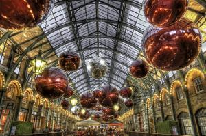 Covent Garden Christmas Baubles