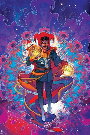 Cover Art Featuring Dr. Strange