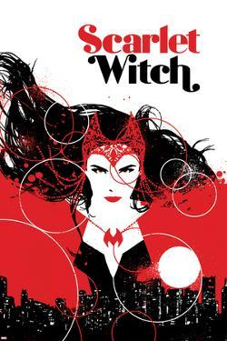 Cover, Featuring Scarlet Witch