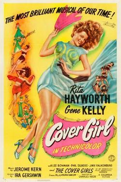 Cover Girl, Rita Hayworth, 1944