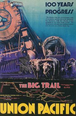 Covered Wagon, Locomotive