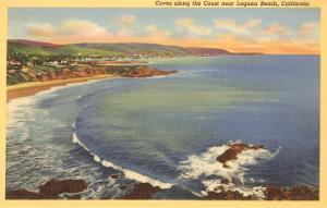 Coves, Laguna Beach, California