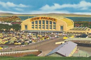 Cow Palace, Daly City
