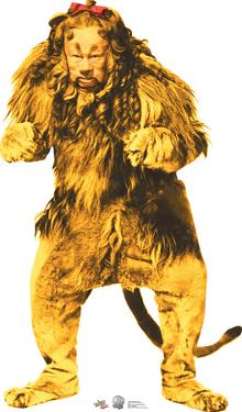 Cowardly Lion - Wizard of Oz 75th Anniversary Lifesize Standup