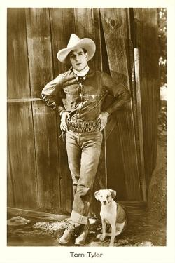 Cowboy and His Dog, Tom Tyler