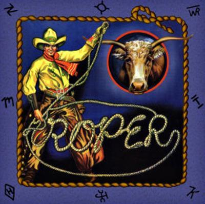Cowboy Calf Roper