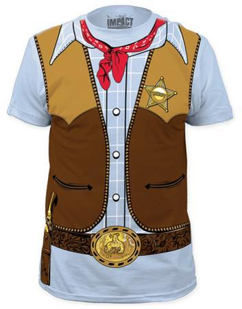 Cowboy Costume Tee (slim fit)