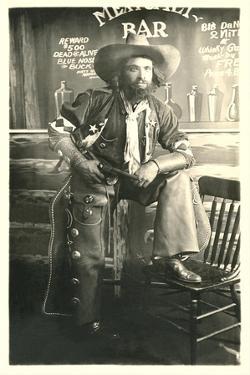 Cowboy with Beard