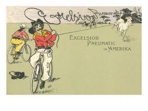 Cowboys on Bicycles