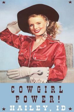 Cowgirl Power, Hailey