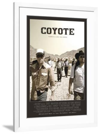 Coyote--Framed Poster